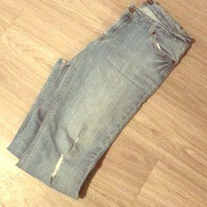 Levi superlow jeans